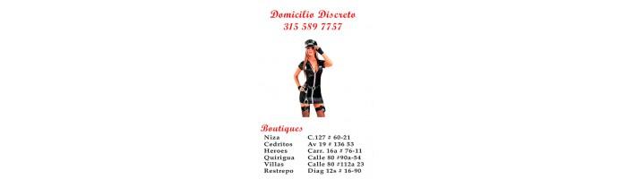 Tienda domicilios Juguetes Sexuales  y  Sex Shop Online Compliamor Bogota Erotica.